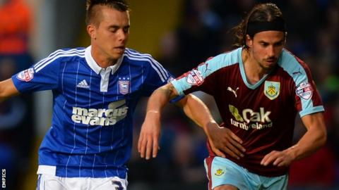 Jonas Knudsen and George Boyd