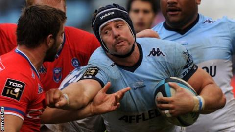Mark Chisholm will join Munster on a two-year deal