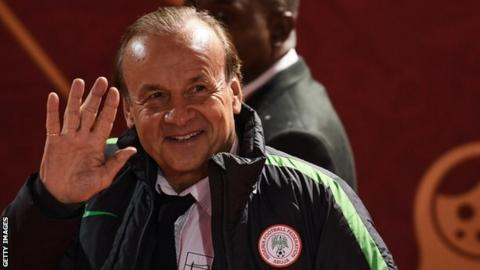 Nigeria coach Rohr rules out new players for 2019 Nations Cup