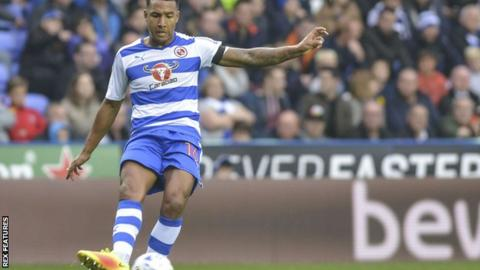 Reading defender Liam Moore