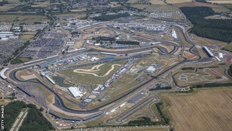British Grand Prix Silverstone Owners Concerned Over F1 S
