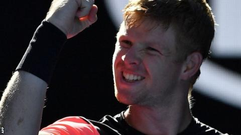 Edmund reaches Australian Open semi-finals