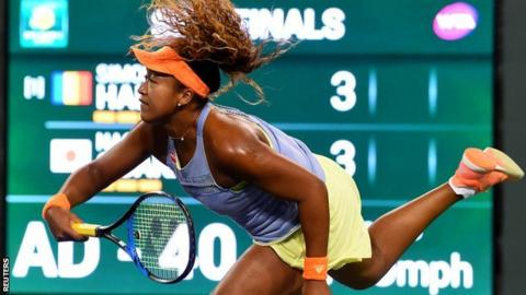 Venus and Halep knocked out at Indian Wells