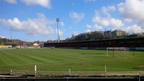 The Brandywell will have a capacity of 3,700 when the redevelopment is completed
