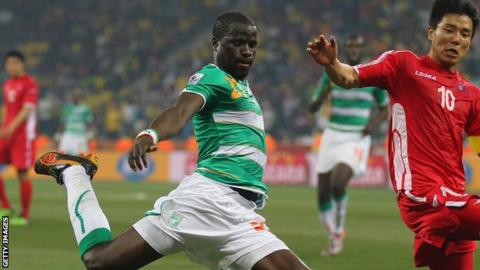 Emmanuel Eboue banned by Fifa for a year