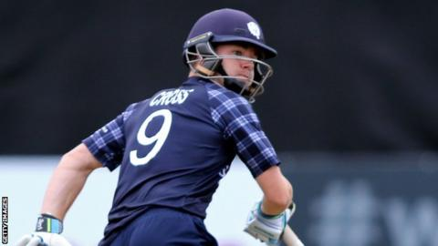 Scotland defeated Hong Kong on Saturday
