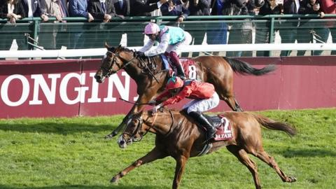 Waldgeist (red) edges out Enable