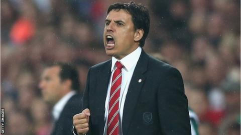 Chris Coleman has led Wales to their highest Fifa ranking of ninth in the world
