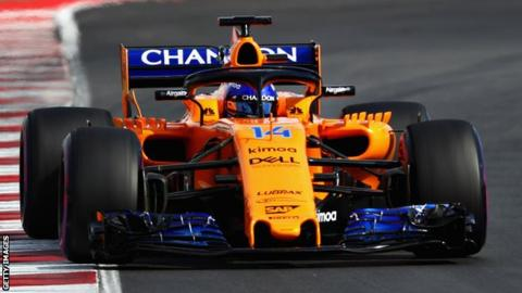 Australia will be McLaren's 'lowest level' of F1 2018 - Fernando Alonso