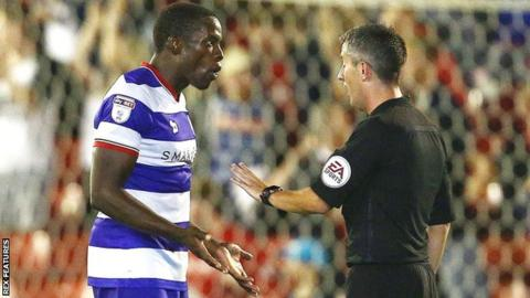 Nedum Onuoha and Darren Bond