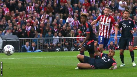 Atletico Madrid v Bayern Munich