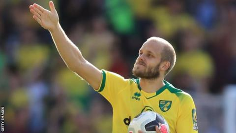 Teemu Pukki has averaged a goal every 71 minutes for newly-promoted Norwich City this season