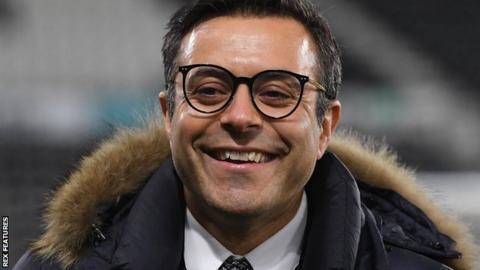 Leeds owner Andrea Radrizzani