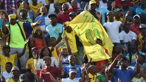 Barcelona to play Sundowns in post-season friendly