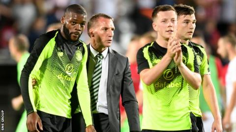Celtic drew 1-1 with Suduva in Lithuania
