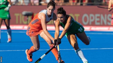 Tokyo 2020 Olympics: Ireland to face GB and Dutch in Pool A