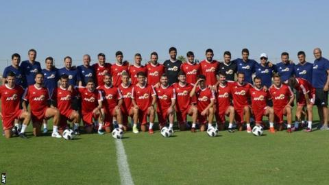 "The Spanish training camp is run ""like a professional club"""