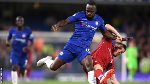 Moses leaves Chelsea to join Fenerbahce on 18-month loan deal
