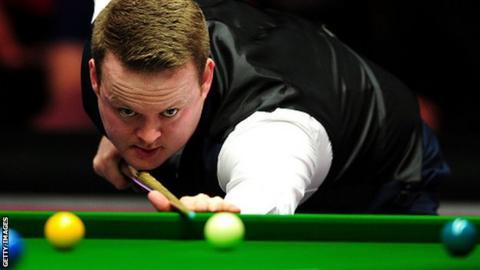 Murphy was world champion in 2005