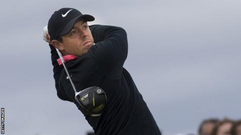 McIlroy will make his first appearance of 2018 at the Abu Dhabi HSBC Championship next week