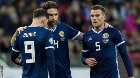 Scotland need to regroup after defeats to Russia and Belgium