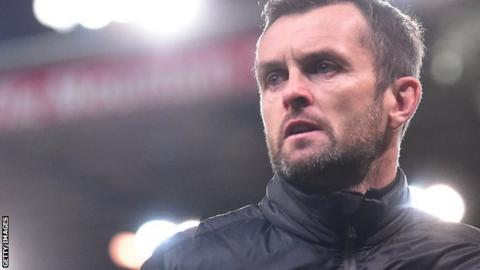Etebo's Coach Nathan Jones Resigned To Losing His Job
