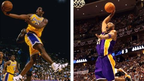 newest 37511 a3667 Kobe Bryant is about to set another NBA record - BBC Sport