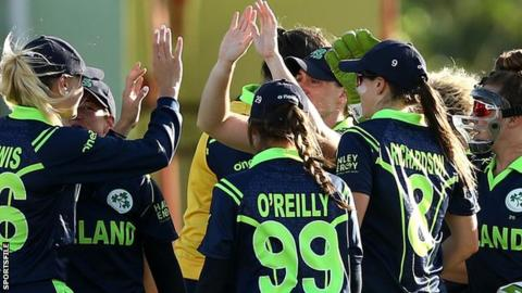 Ireland Women lost all four of their pool matches at the 2018 T20 World Cup