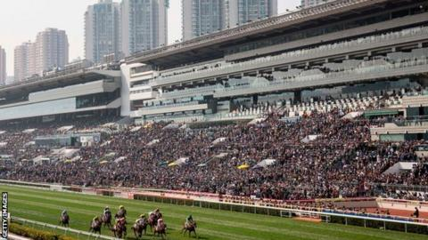 Racing in Hong Kong