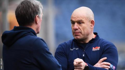 Richard Cockerill says Edinburgh still have it all to do to reach the Pro14 play-offs for the second consecutive year