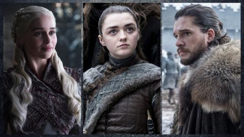 Which Game of Thrones character are you quiz?