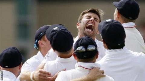 England won the Ashes with a Test to spare
