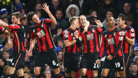 Bournemouth v Chelsea