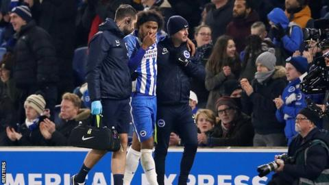 Chelsea loanee Brown ruled out for season
