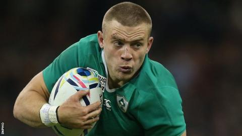 Ian Madigan has been left out of Ireland's South Africa series
