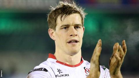 Ireland and Ulster wing Andrew Trimble announces retirement from rugby