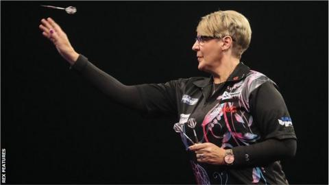 Lisa Ashton was runner up to Japan's Mikuru Suzuki at this year's BDO Women's World Championship