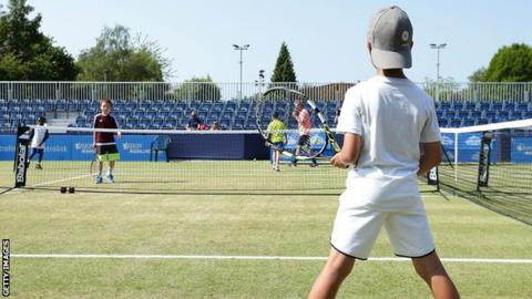 The LTA is aiming to deliver 750 newly covered indoor courts and 4,000 floodlit courts