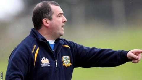 Seamus McEnaney is the new manager of the Wexford senior footballers