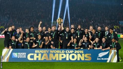 Rugby World Cup 2019: List of fixtures & pools - BBC Sport