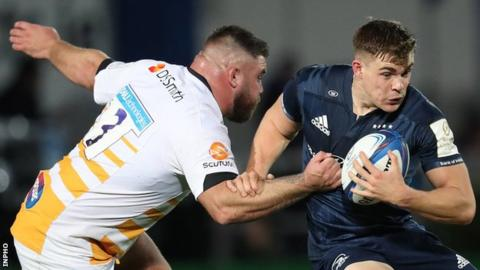 Leinster and Toulouse head into Champions Cup quarter-finals