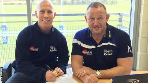 Peter Stringer and Steve Diamond