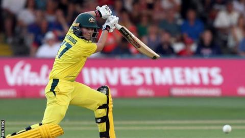 Aussie skipper Meg Lanning smashes highest score in women's T20I