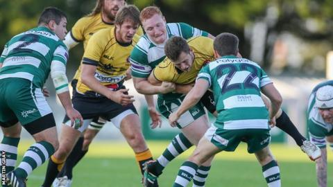 Guernsey v Cornish Pirates
