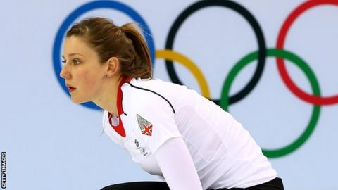 Lauren Gray has Olympic experience as an alternate in Sochi
