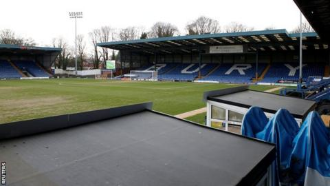 Bury were expelled from the English Football League in August, just three months after winning promotion to League One