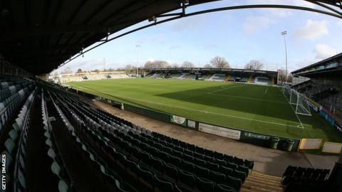 Yeovil Town's 16-year stay in the Football League ended with relegation on 27 April