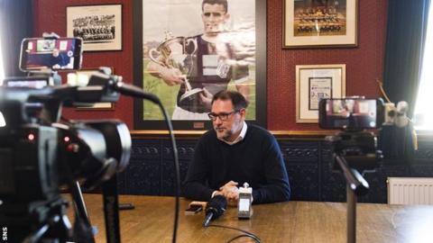Dundee managing director John Nelms said the club plan to reimburse fans