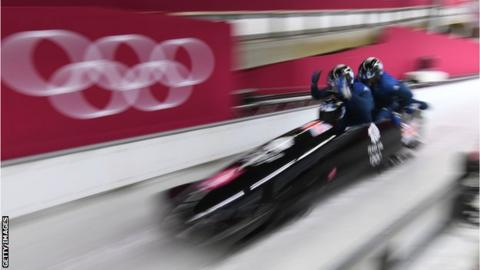 British Bobsleigh and Skeleton