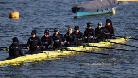 The Oxford University Women's Boat Club